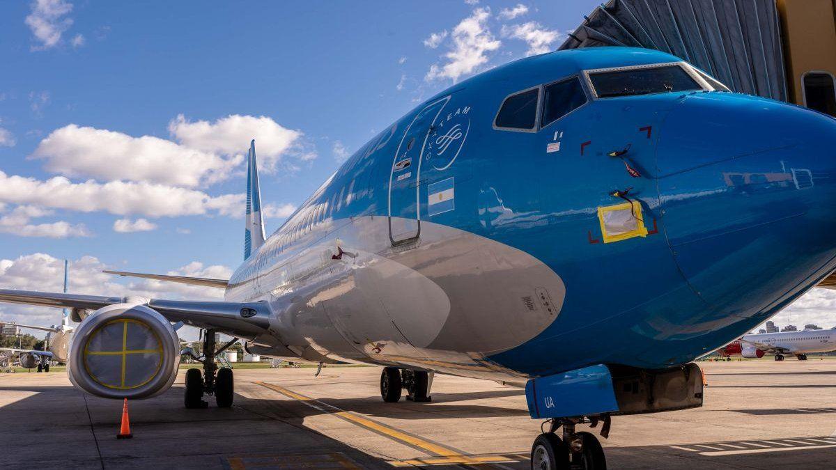 Aerolíneas Argentinas anunció vuelos especiales para agosto que reactivarán las rutas aéreas   Aerolíneas Argentinas, Vuelos, Buenos Aires, Resistencia, Córdoba, aerolíneas