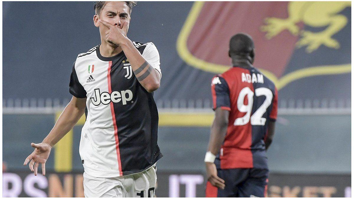 Dybala abrió el camino para otro triunfo de Juventus | Dybala, Juventus, Ronaldo