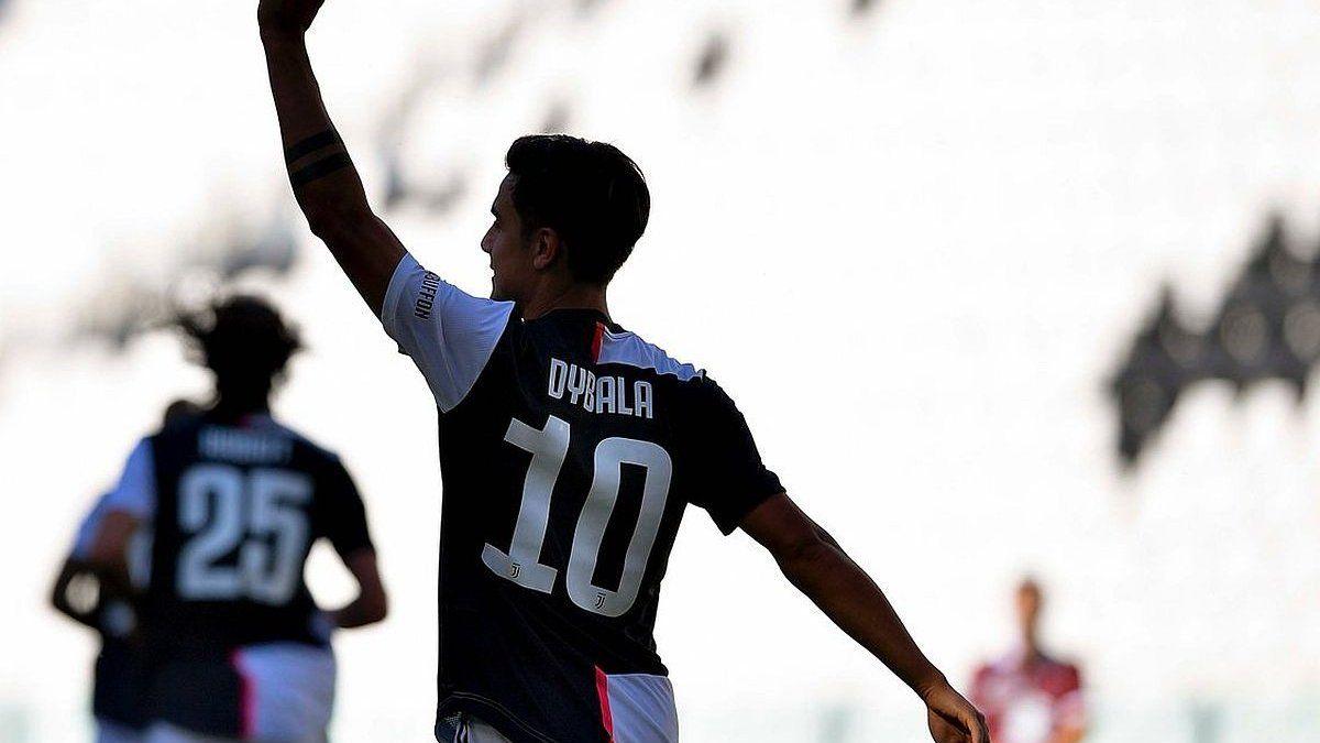 Dybala festejó, Juventus ganó y amplía su ventaja en la cima | Juventus, Dybala, Italia