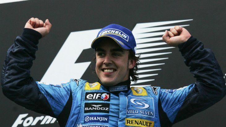 Fernando Alonso volverá a la F1 de la mano de Renault