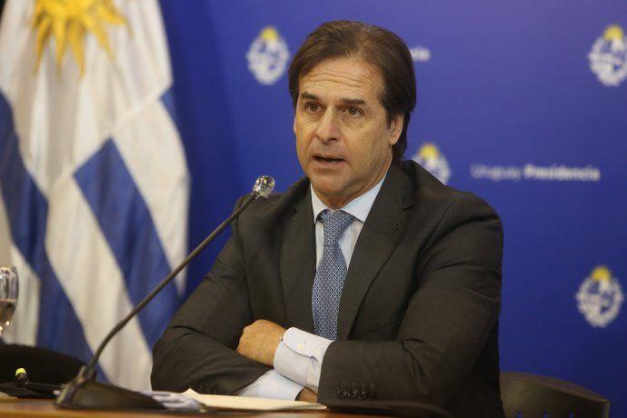 El presidente uruguayo Luis Lagalle Bou aclaró que los uruguayos residentes en el exterior pueden reingresar a su país sin ningún problema, aunque deben pasar por un aislamiento obligatorio.