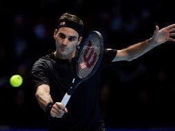 Federer se operó dos veces de una rodilla este año.