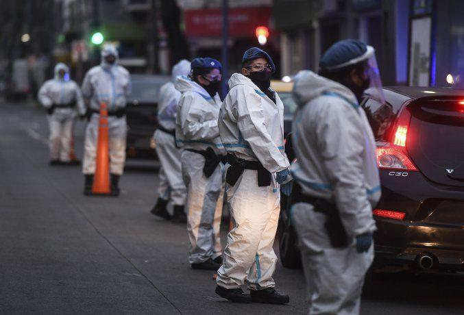 Coronavirus: se registraron ocho nuevas muertes y el total de fallecidos asciende a 1.818