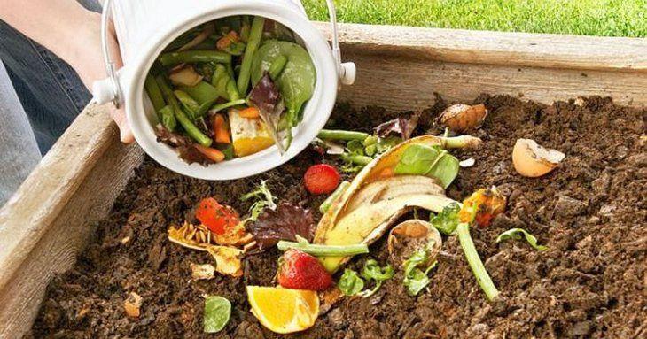 El compostaje esfácil de realizar