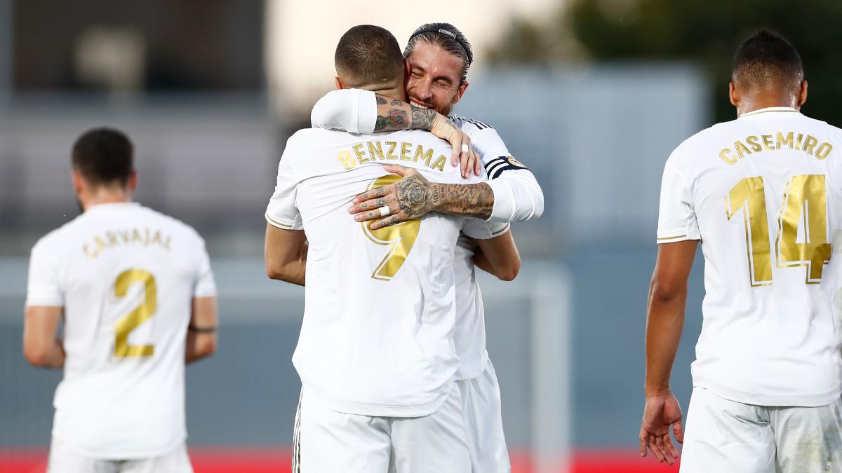 Real Madrid se consagró campeón en España | Barcelona, Madrid, Goles