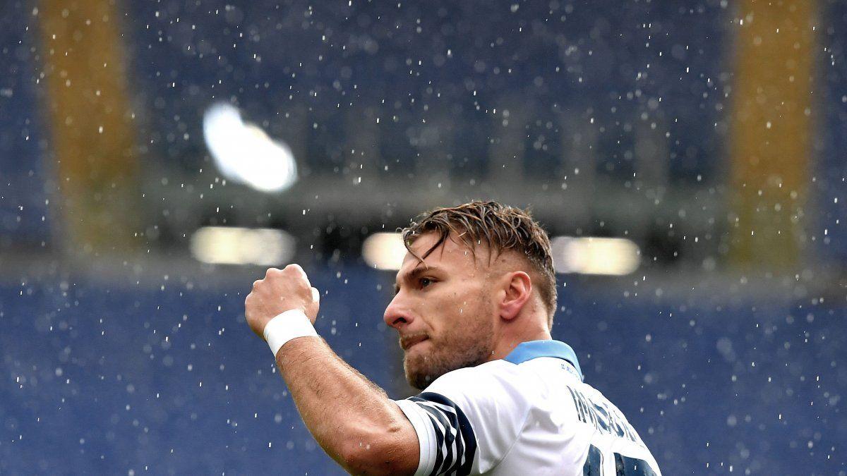 El goleador de Lazio va a la caza de un récord de Higuaín   Goles, Lazio, Higuaín