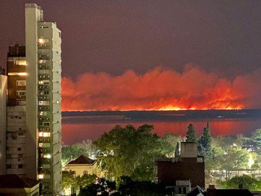 Dos detenidos por los incendios en el Delta del Paraná | Incendio, Paraná, Rosario