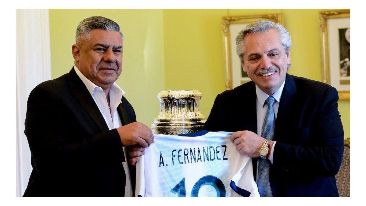 Vuelve el fútbol: tras la reunión de AFA y el Gobierno, las prácticas se retoman el lunes