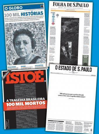REACCIONES. Los diarios O Globo