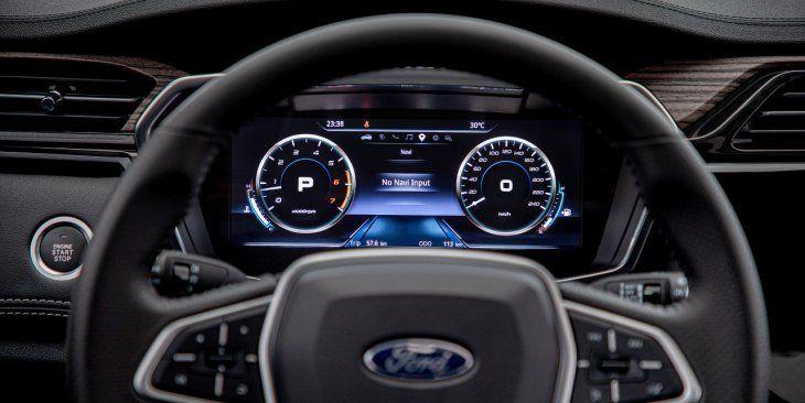 La Territory es producida en la moderna planta de Xiaolan (China), en asociación con JMC, donde también se producen Everest, Transit y Transit Tourneo, productos globales de Ford.