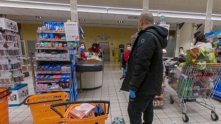 Los precios de alimentos subieron 3