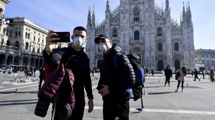 Vuelta a clases en Italia: no es obligatorio el uso del tapabocas mientras se respete el distanciamiento
