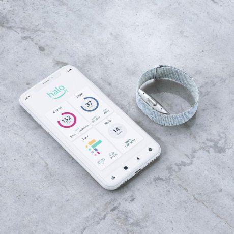 Halo, la nueva pulsera fitness que monitorea la salud y detecta los estados de humor.