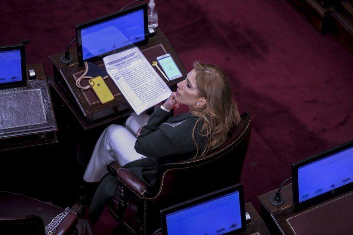 La senadora por Santiago del Estero, Claudia Ledesma de Zamora.