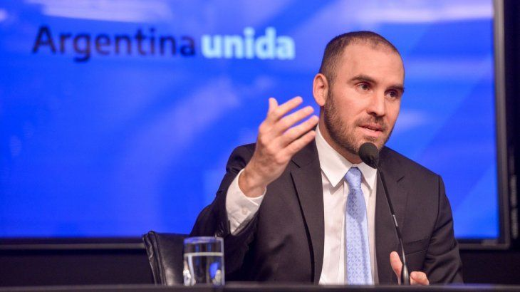 El ministro Martín Guzmán envió al Congreso el proyecto de Presupuesto 2021.