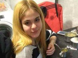 LudmilaPretti era una adolescente de 14 años.
