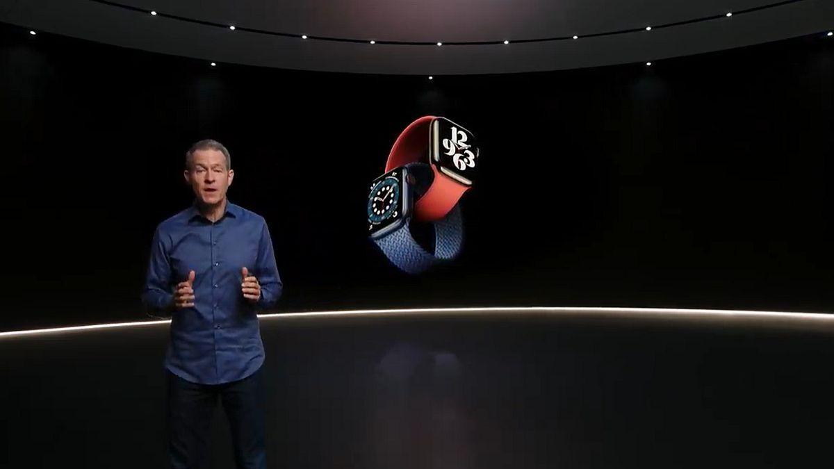 Lo nuevo de Apple: presentó la próxima generación de relojes y el iPad Air   Apple, iPhone, iPad