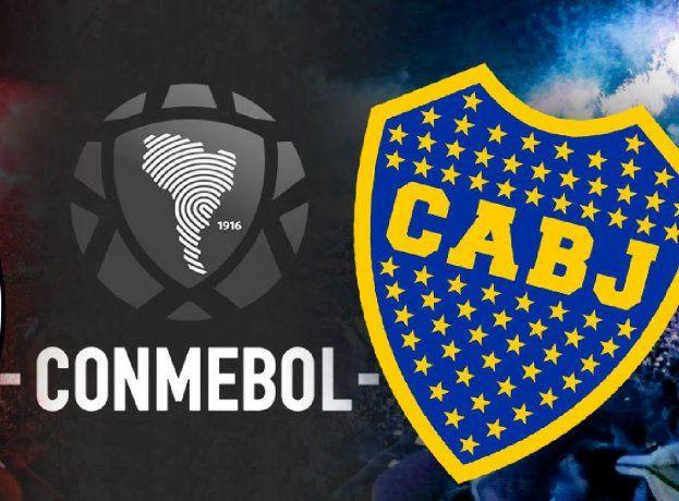 La Conmebol respondió las acusaciones de favorecer a Boca
