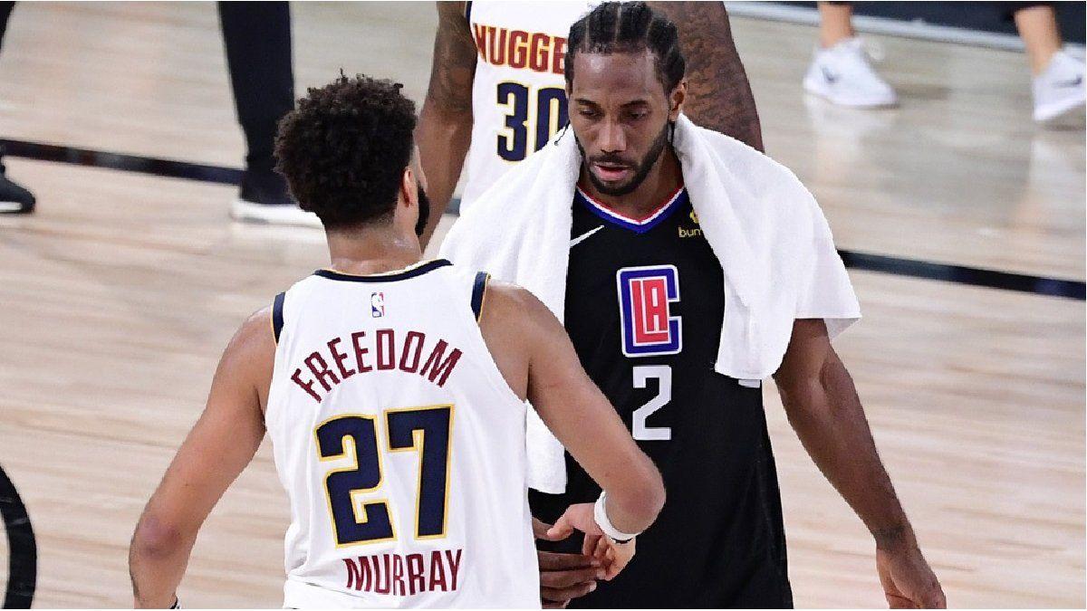 Histórica decepción en la NBA: Denver Nuggets remontó un 1-3 y eliminó a los Clippers de Kawhi Leonard | Kawhi Leonard, Clippers, NBA