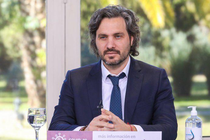 Santiago Cafiero agregó queel cepo no es una solución de fondo.