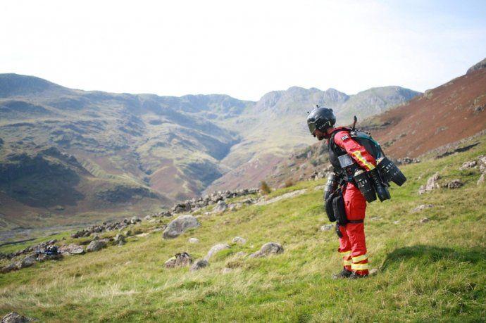 Los médicos de asistencia rápida logran moverse más fácilmente en los difíciles terrenos al norte del Reino Unido, respondiendo más rápido a las emergencias.