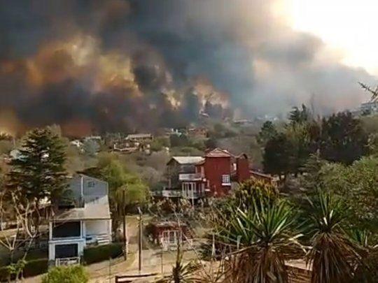 Desastre ambiental: son 13 las provincias afectadas por incendios forestales