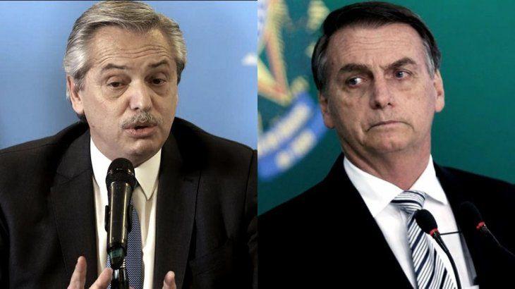 Scioli anticipó reunión de Alberto Fernández con Jair Bolsonaro antes de fin de año