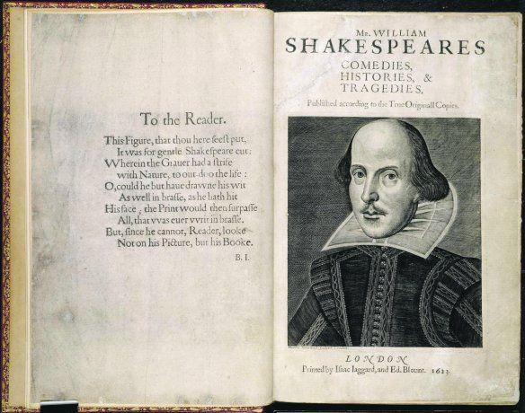 Pagan u$s10 millones por un Shakespeare histórico