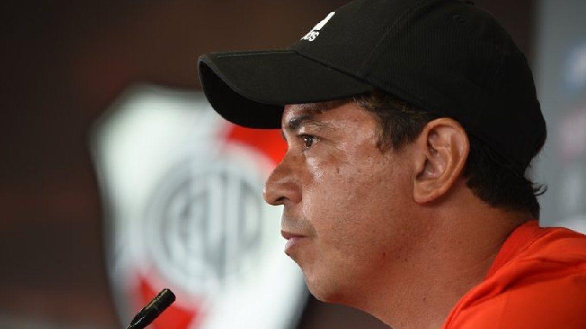 El mensaje de Gallardo a la dirigencia de River: Nuestros jugadores no están en oferta   Gallardo, River, Jugadores
