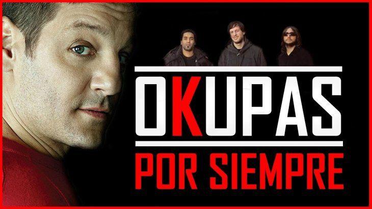 Okupas se estrenará por Netflix en los próximos meses.