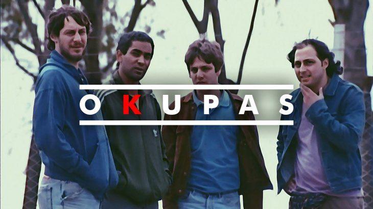 Okupas vuelve a la televisión de la mano de Netflix y a 20 años de su estreno.