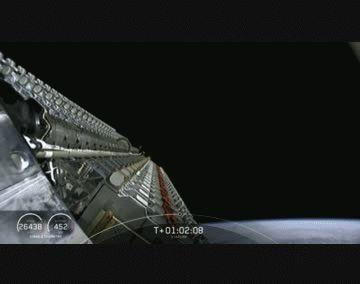SpaceX canceló el lanzamiento de 60 satélites Starlink a segundos del despegue