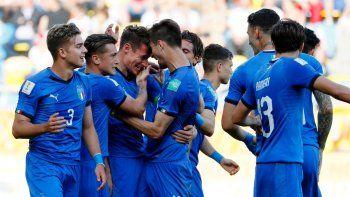 Italia venció a Polonia y espera por Argentina o Mali.