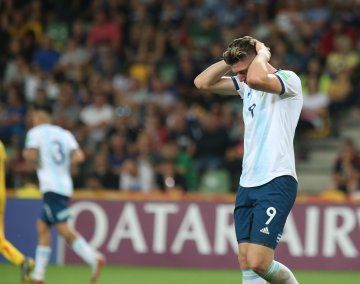 Se derrumbó el sueño del sub 20: Argentina fue eliminada por Malí en los penales