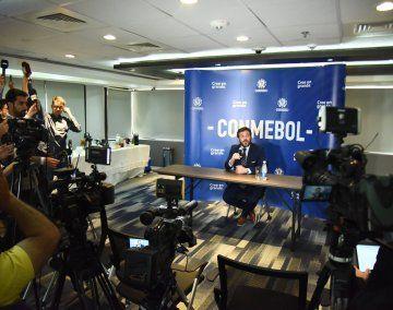La Conmebol quiere relanzar la Supercopa