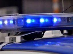 tras persecucion y choque, apresan a un policia acusado de vender drogas en la plata