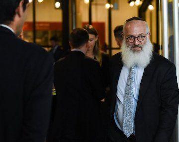 Eduardo Elsztain, presidente del grupo IRSA.