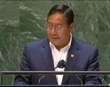 Bolivia: el presidente Arce denunció al gobierno de Mauricio Macri ante la ONU