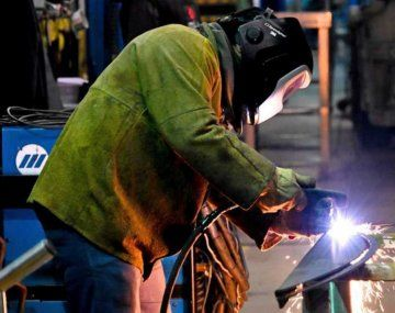 La industria fue uno de los sectores que motorizó un nuevo repunte de la actividad económica.