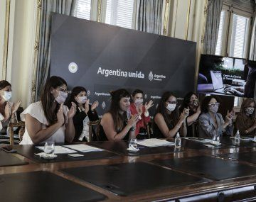 Así fue el acto de presentación del Nuevo Centro de Géneros en Tecnología.