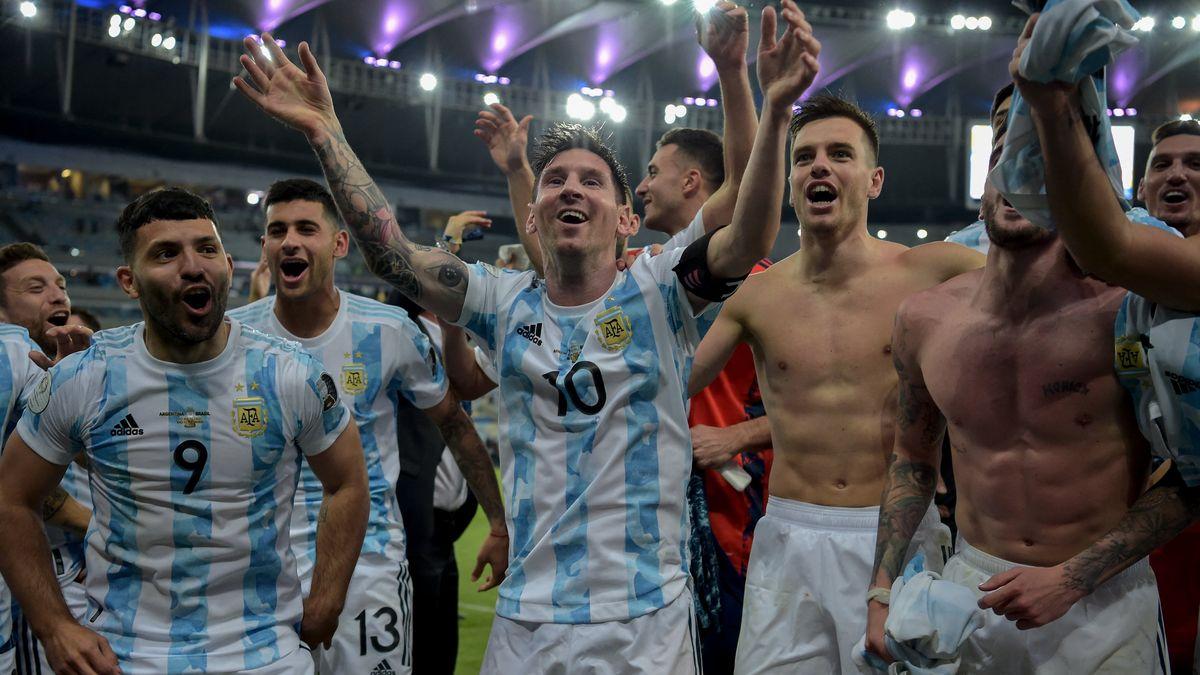 Argentina vuelve a reír: la Selección venció a Brasil y es campeón de la Copa América