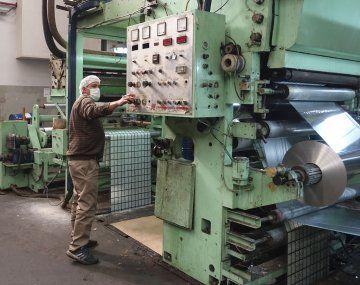 La producción industrial acumula los primeros siete meses unabaja de 11,5% anual, indicó Ferreres.