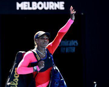 Serena Williams cayó con Naomi Osaka en el Abierto de Australia. ¿Se acerca el retiro?