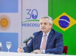 gobierno sobre el mercosur: los acuerdos se hacen en  bloque y no de manera bilateral