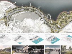 Costanera. Mediante un concurso se definió el diseño para la privatización de Costa Salguero.