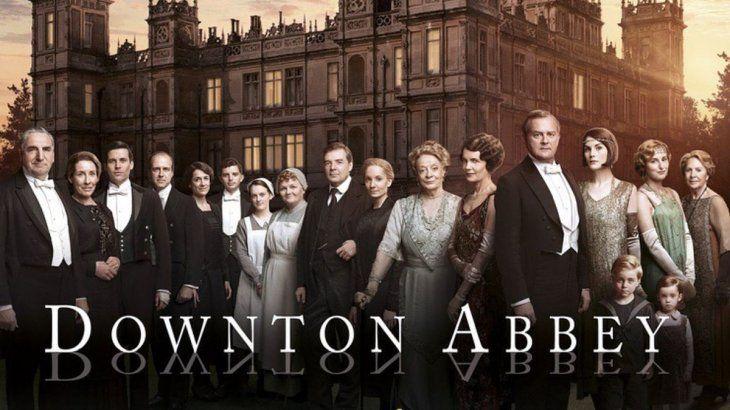 """""""Downton Abbey"""" tendrá su parte dos en el cine"""