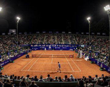 Foto Prensa Argentina Open 2019