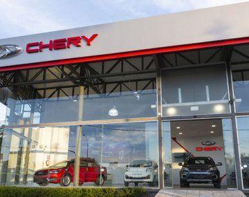 La automotriz china Chery invertirá en autos eléctricos en el país