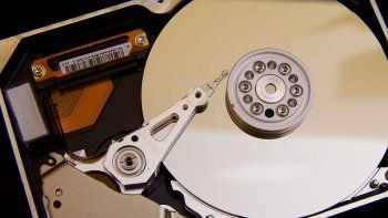 Los discos duros se agotan por la minería de criptomonedas.