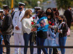 Los familiares de la víctimas del ARA San Juan recibirán un beneficio económico por única vez.